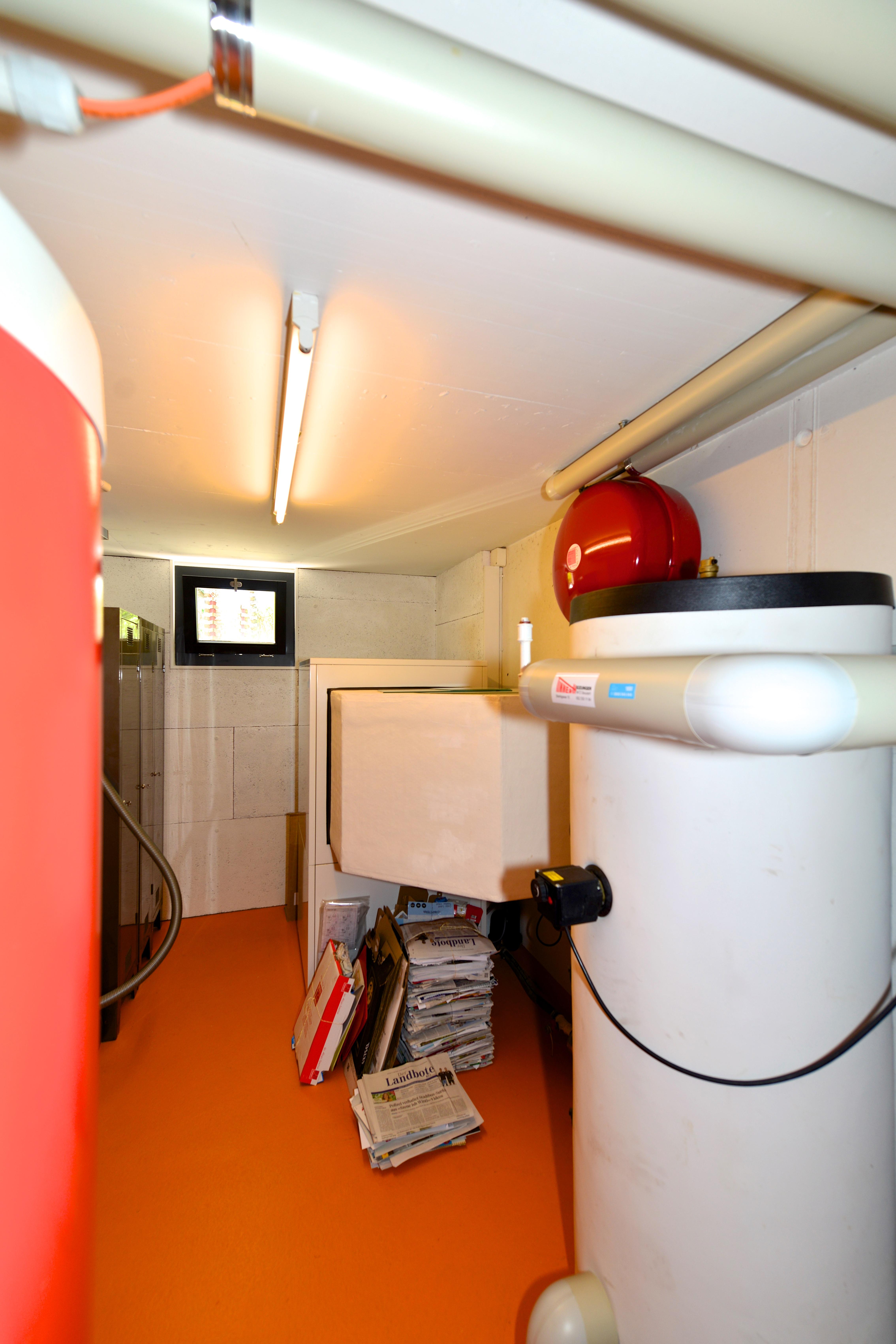 Die neue Luft-Wasser-Wärmepumpe
