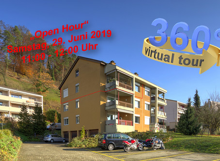 """""""Open Hour"""" in Freienstein, Samstag 29. Juni von 11:00 - 12:00 Uhr"""