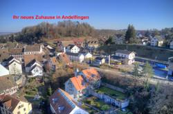 Ihr neuer Wohnort - zentral und doch im Grünen