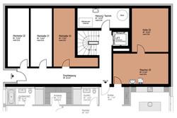 Nebenräume Wohnung 20