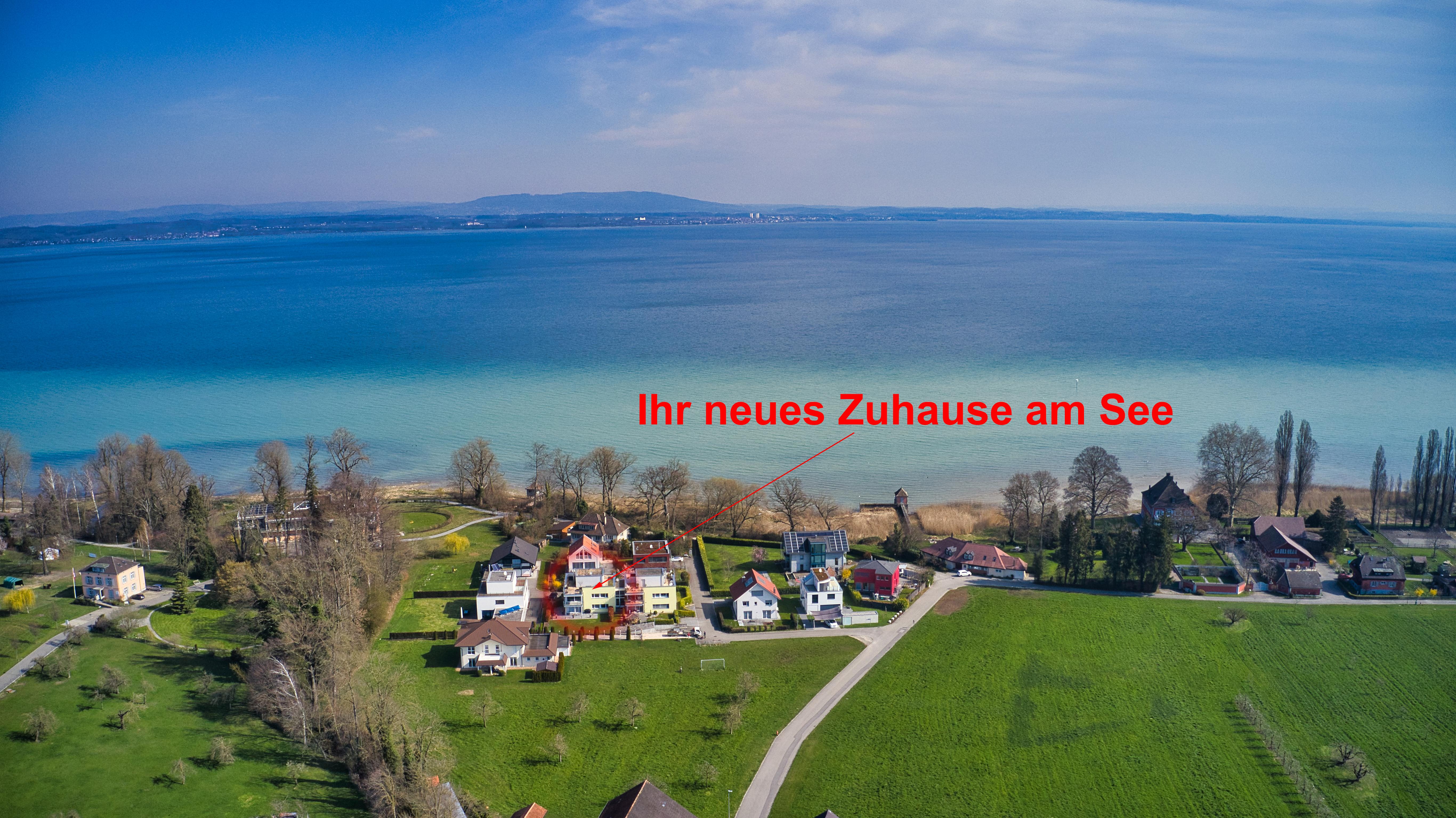 Das 4-Familienhaus am See