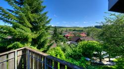 ... wunderschöner Aussicht über Braunau