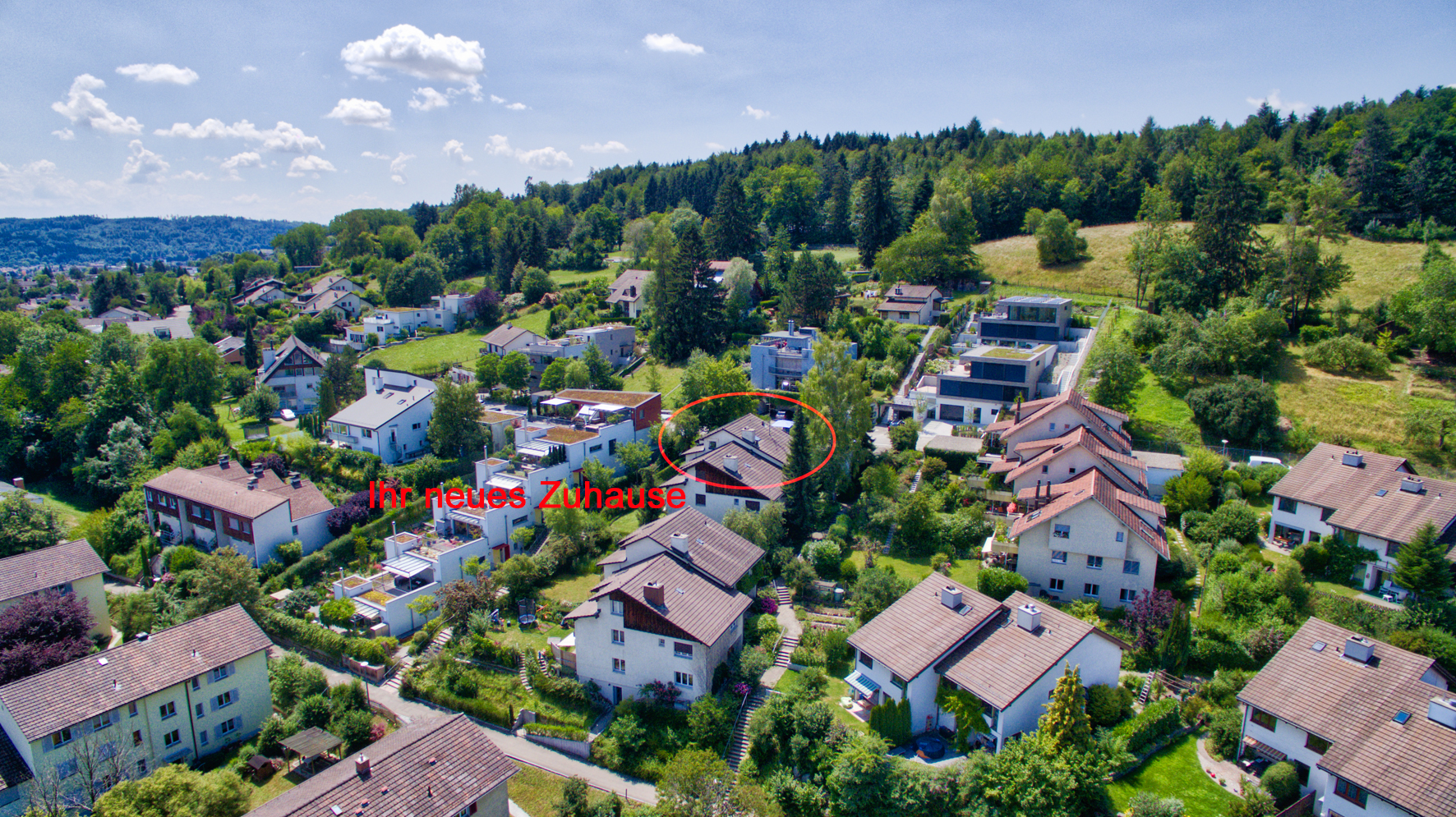 Das Haus am Zinzikerberg