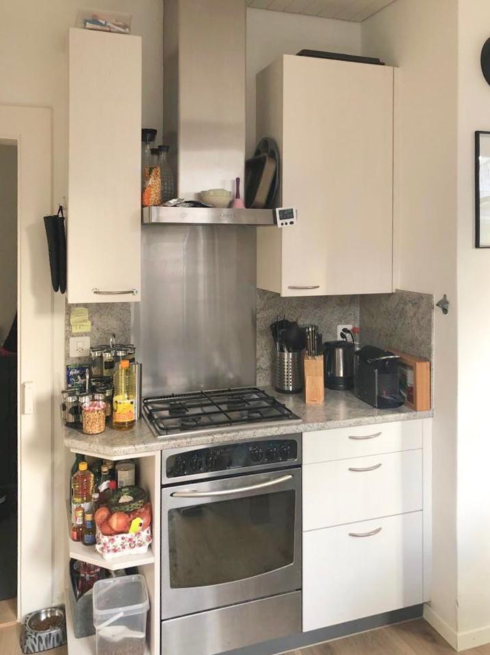 Küche der EG-Wohnung