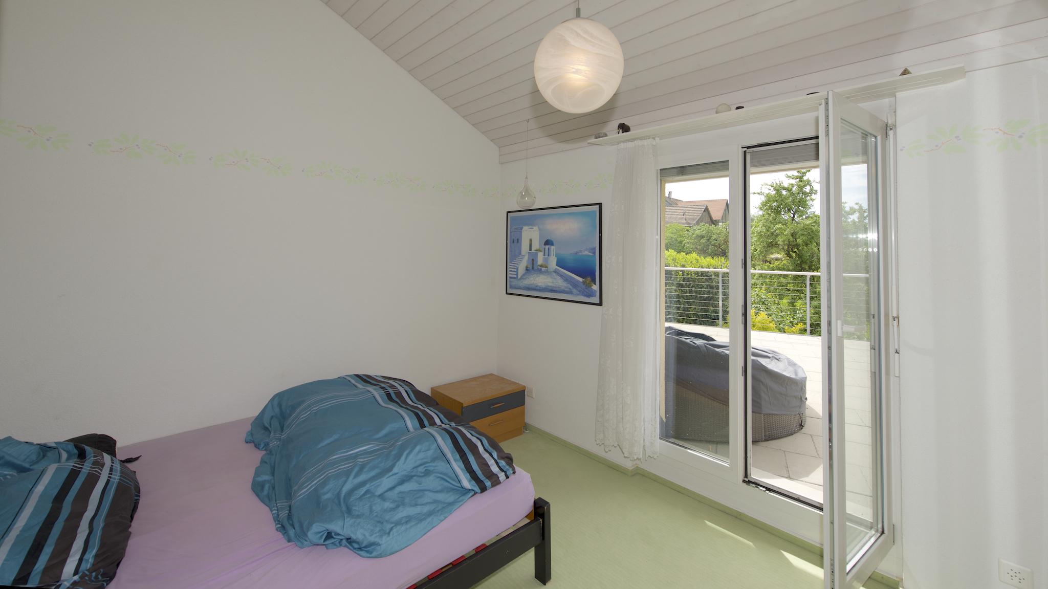 Schlafzimmer (Mitte)