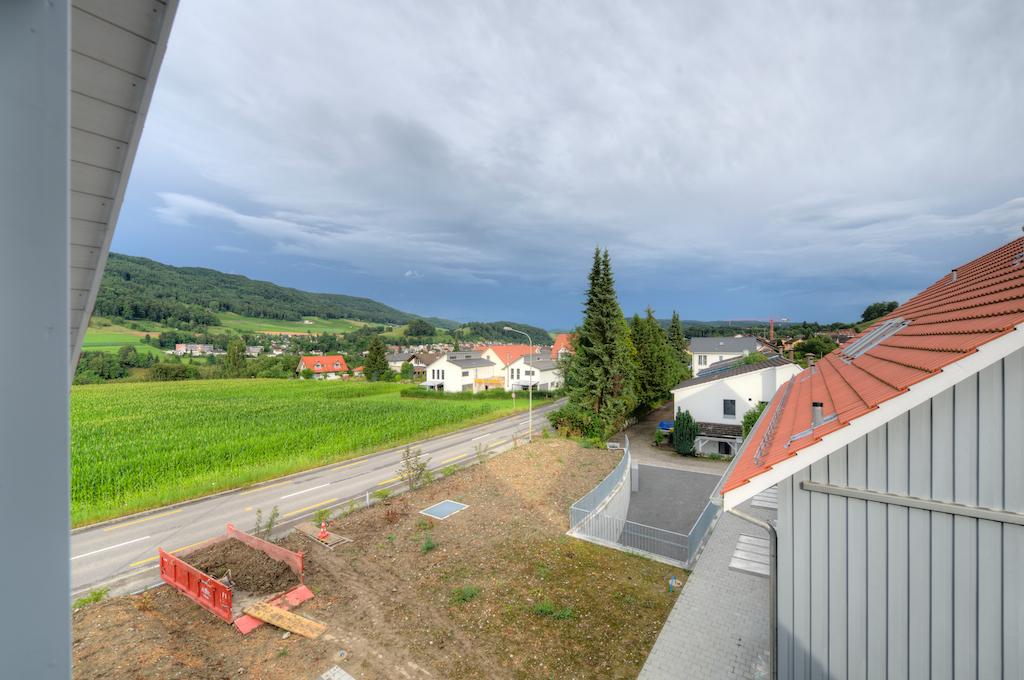 Aussicht vom Dachzimmer