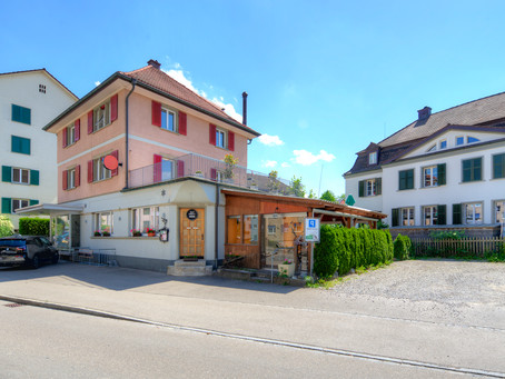 Schaffhausen - Anlageobjekt, voll vermietet, Netto-Rendite 5%, mit Restaurant und 2 Wohnungen