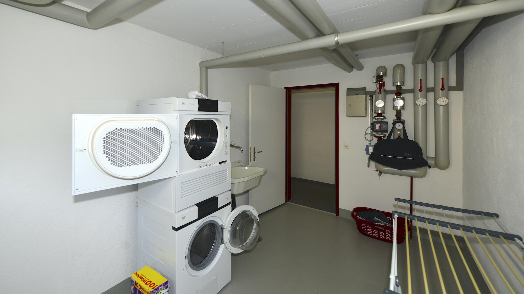 Die eigene Waschküche mit dem V-ZUG-Waschturm