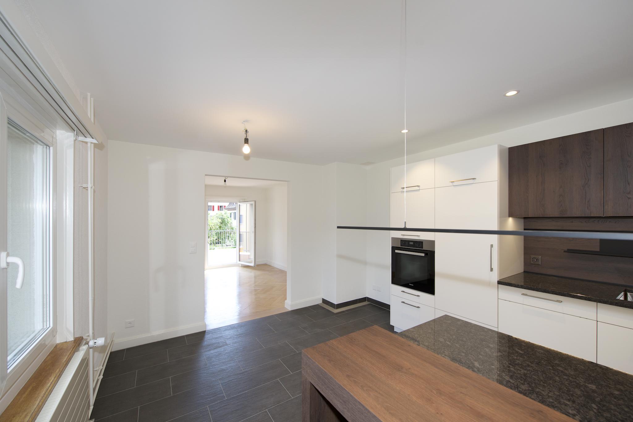 Die neue Wohnküche
