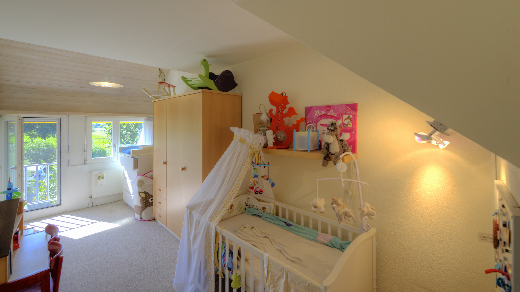 Das kleine Zimmer