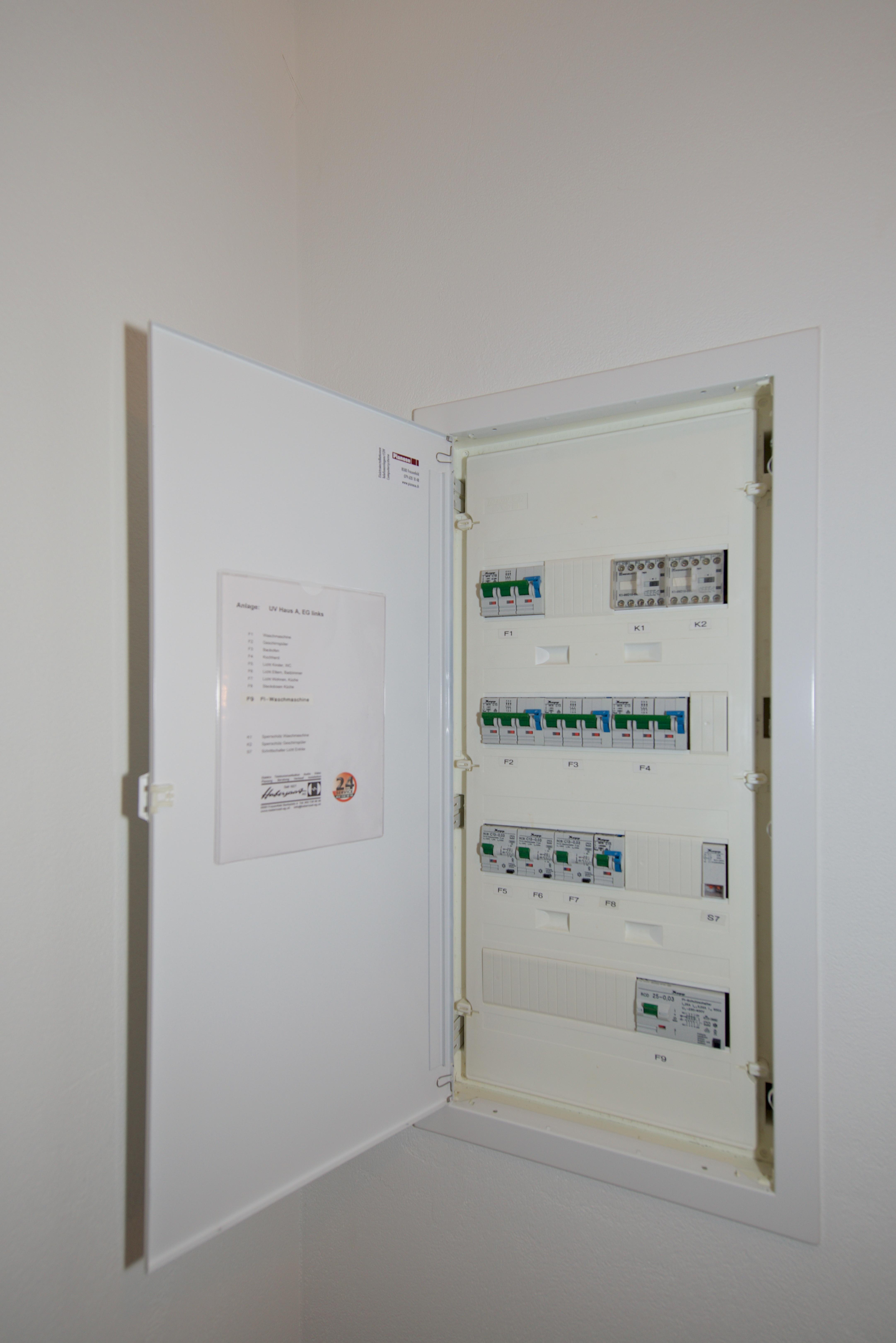 Elektro-Kasten