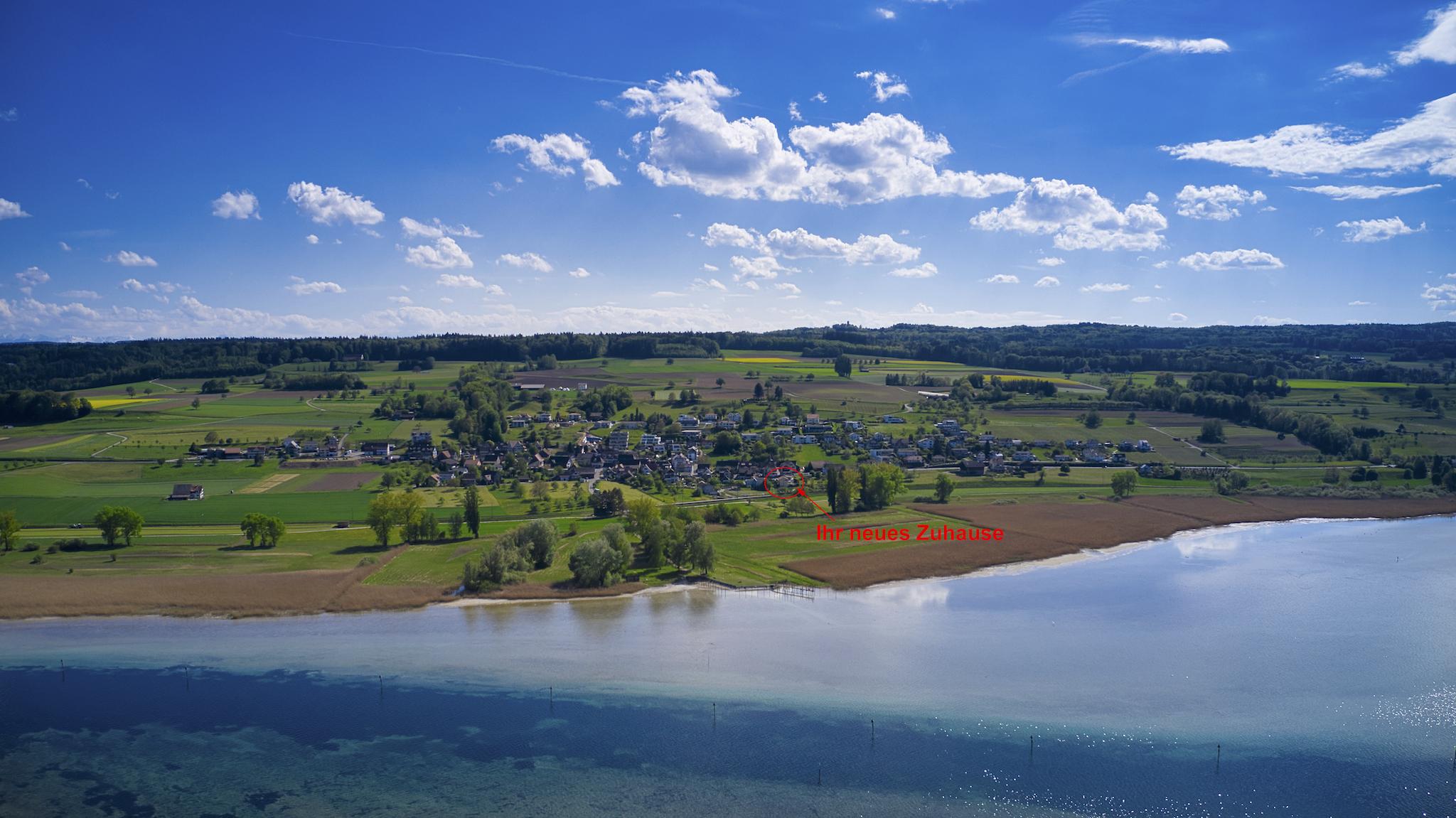 Triboltingen - beliebte Gemeinde am Untersee