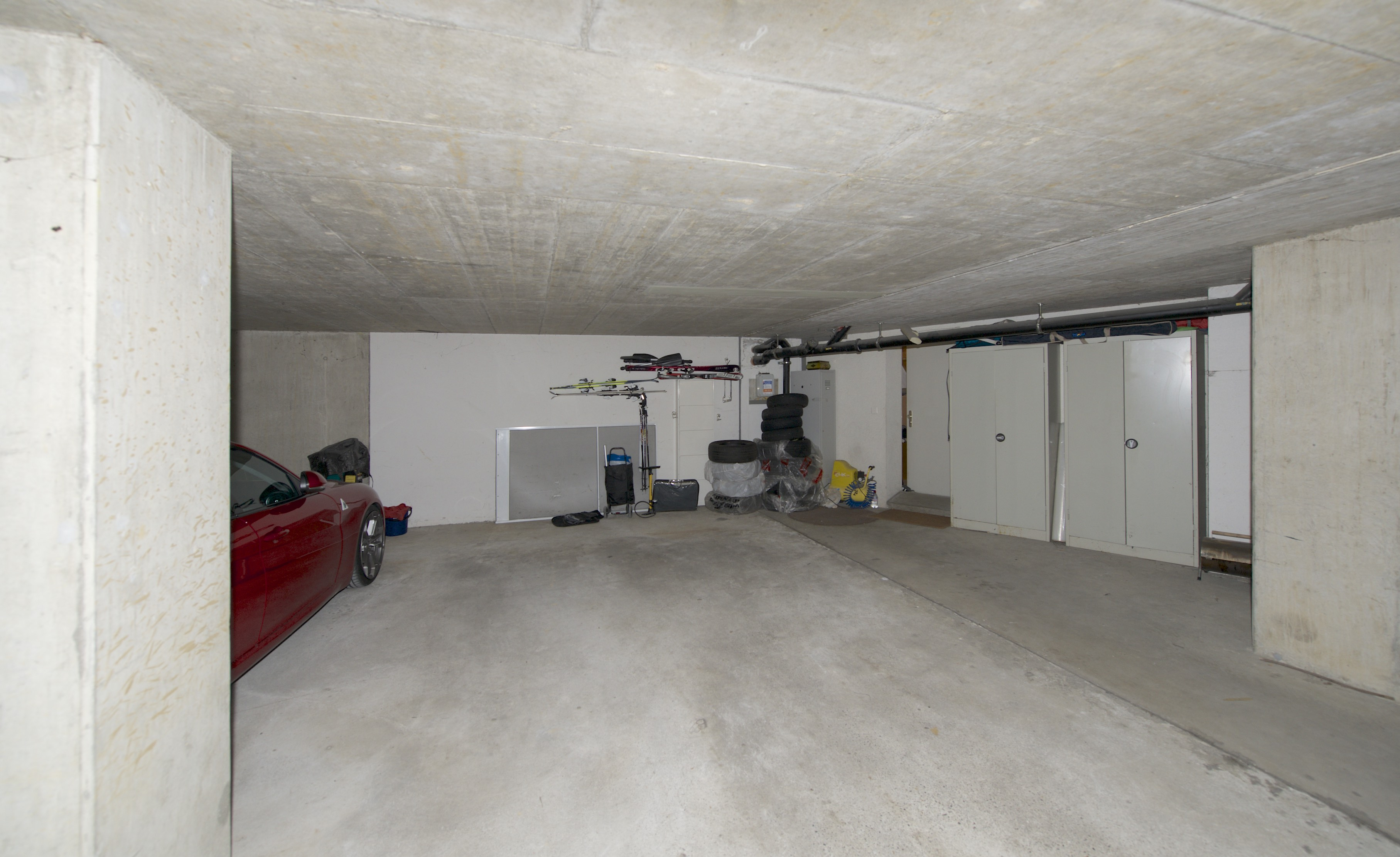 Doppel-Garagenplatz
