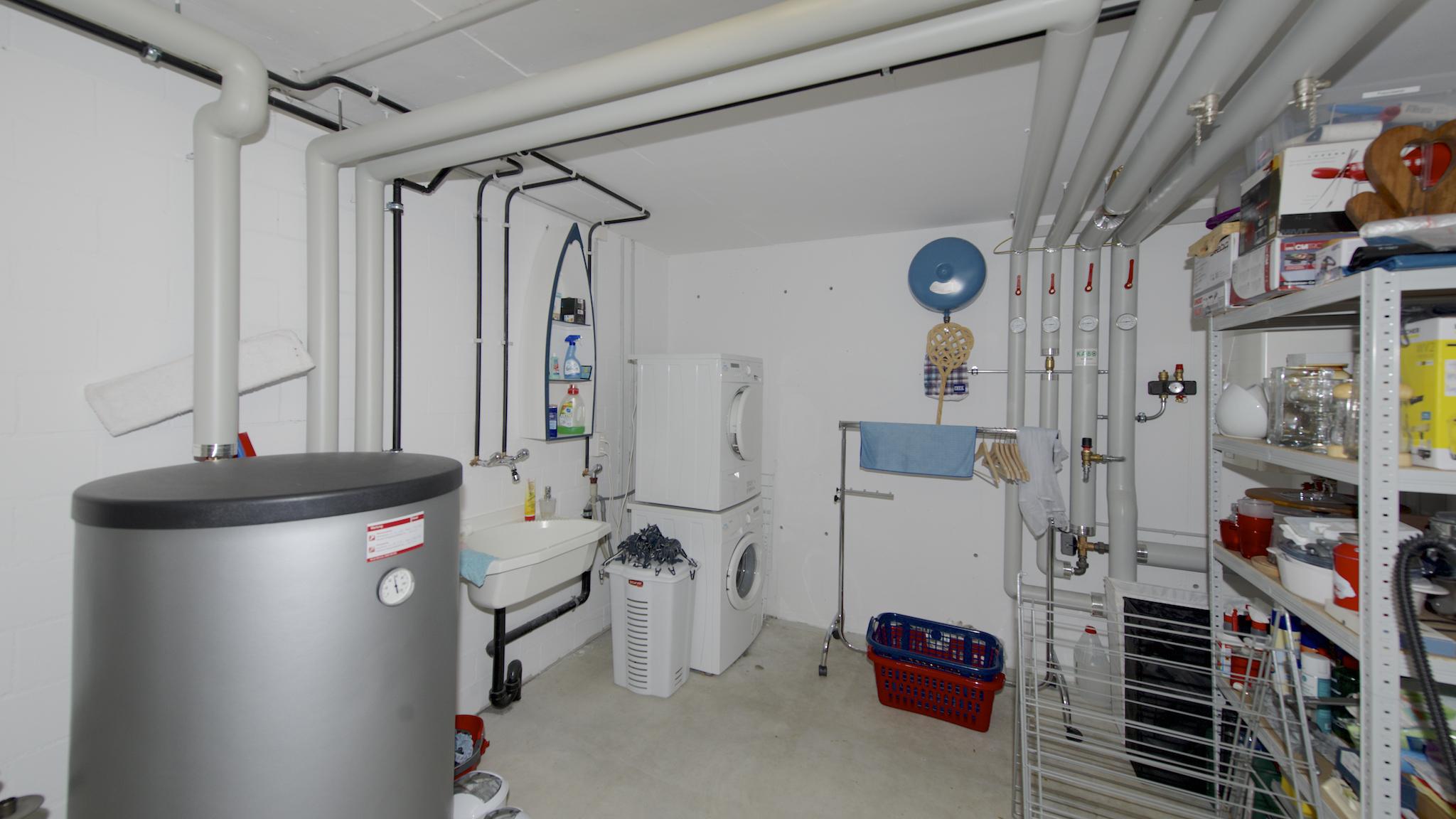 Waschküche/Technikraum