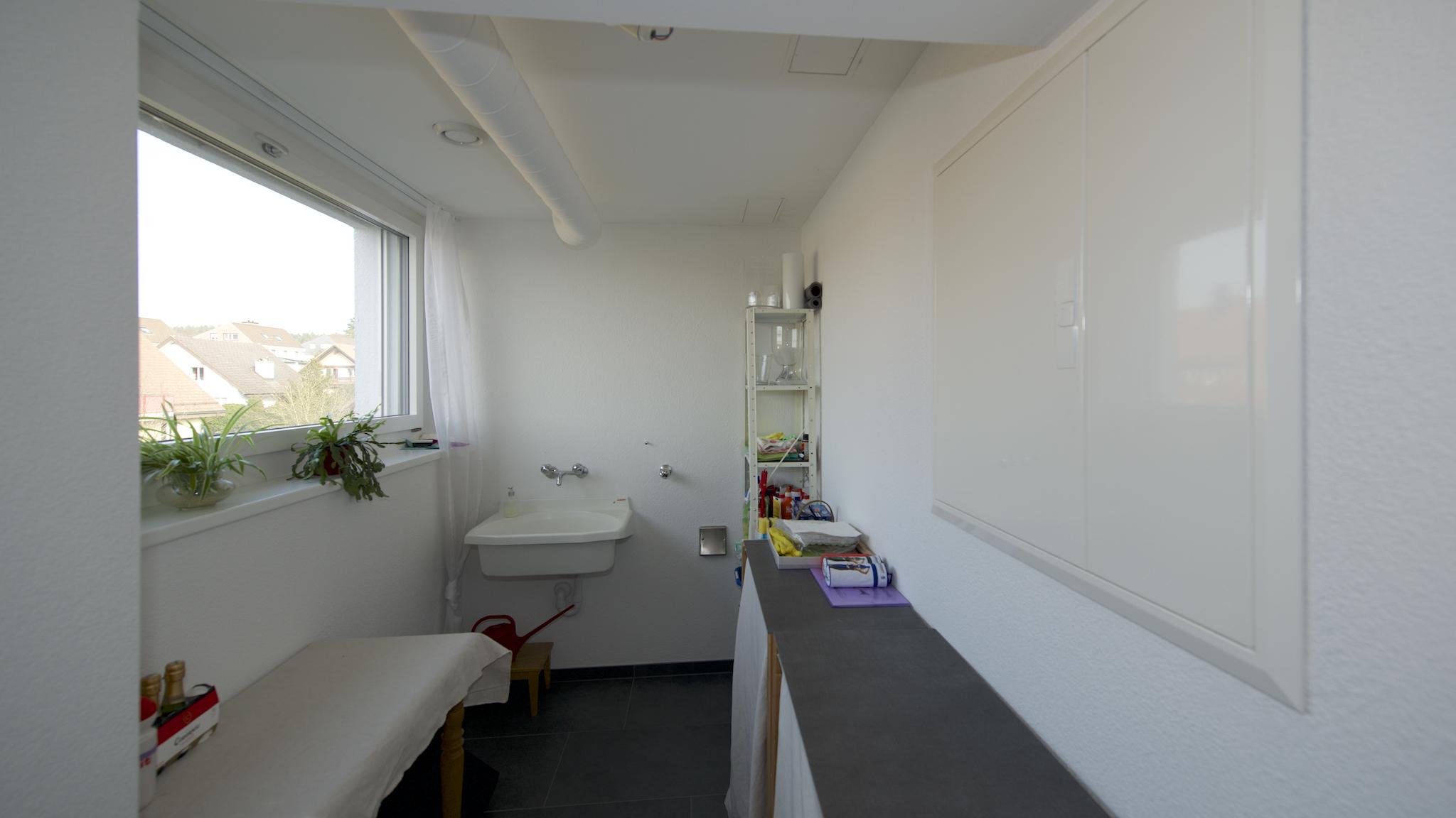Haustwirtschafts-Raum