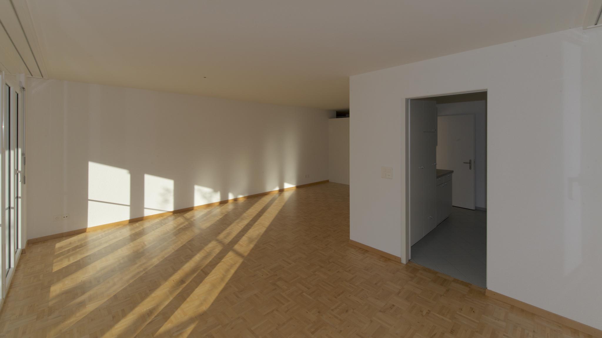 Ess-Ecke Richtung Wohnzimmer