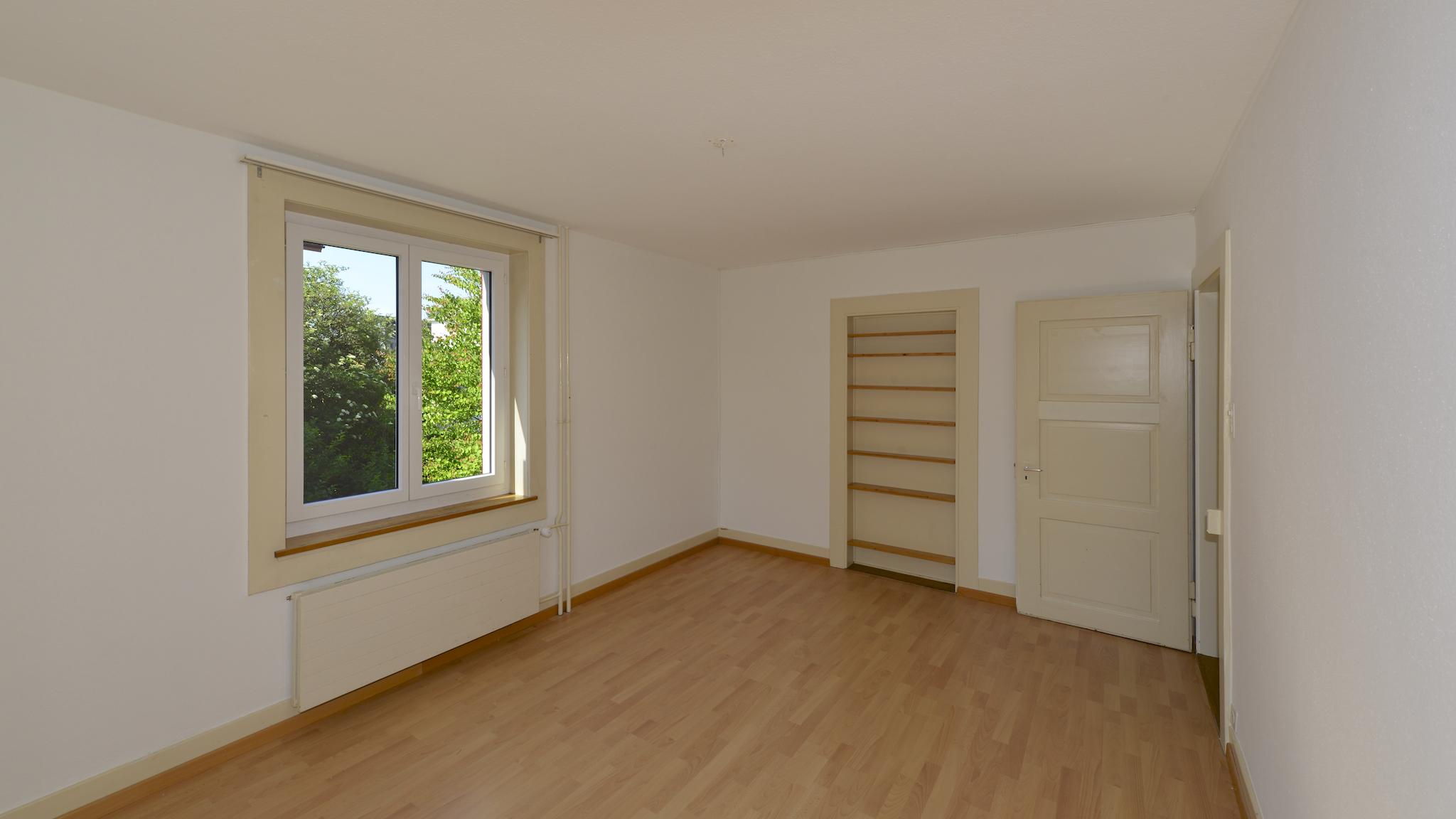 Zimmer hinten links