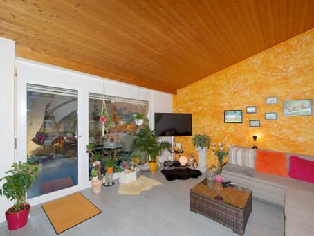 5 ½-Zimmer Dachmaisonette-Wohnung im sonnigen Freienstein