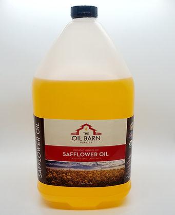 Organic Safflower Oil 1 Gallon Jug