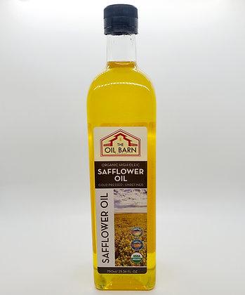 Organic Safflower Oil 750ml Bottle