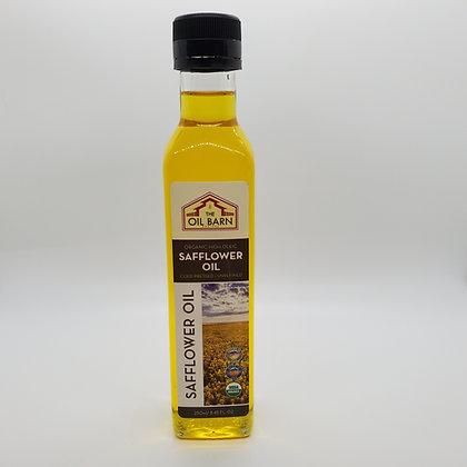 Organic Safflower Oil 250ml Bottle
