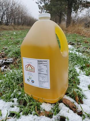 Organic Safflower Oil Jug (1 Gallon)