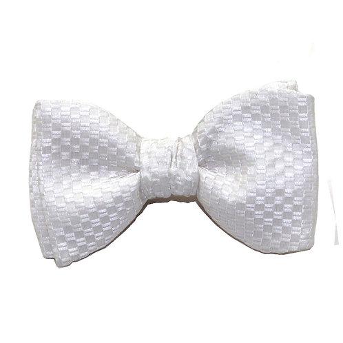 Woven Silk Bow Tie