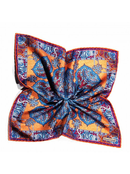 Exquisite Silk Pocket Squares