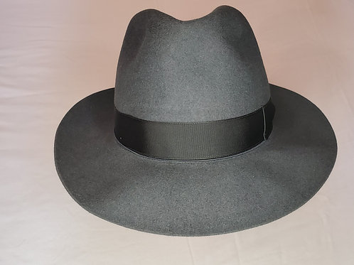 GIUESSEPPE BORSALINO HAT - GREY