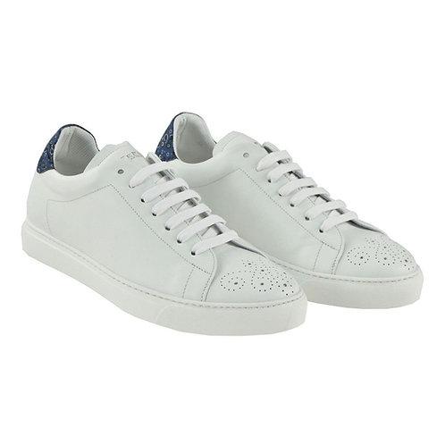 Paisley Panel Sneakers