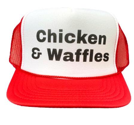 Chicken & Waffles Trucker Hat