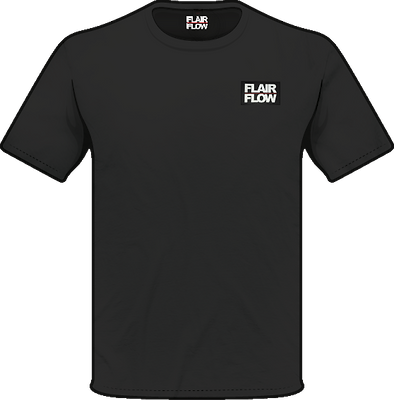 T SHIRT FLAIR FLOW LOGO 3D