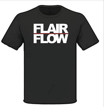 T SHIRT  FLAIR FLOW