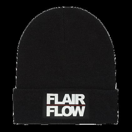 BEANIE FLAIR FLOW LOGO 3D