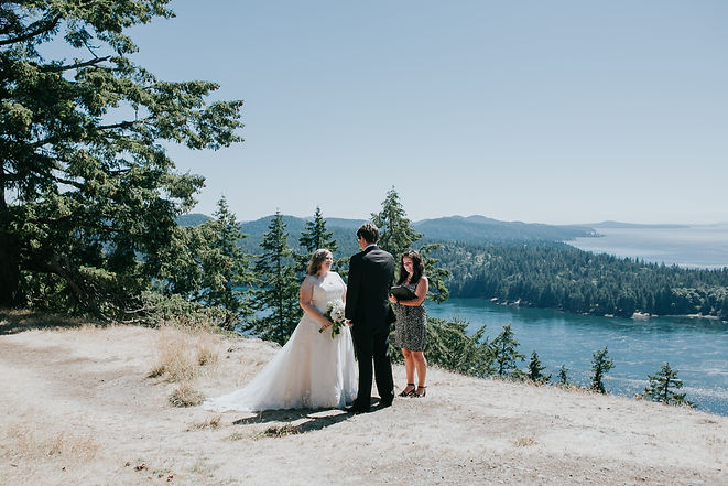 """<p class=""""font_8"""">We &nbsp;are so glad we had Angie's help. She was flexible (helpful in a &nbsp;pandemic) and thought of the details we hadn't. She had absolutely spectacular suggestion for our ceremony location as well! <strong>Highly &nbsp;recommend.</strong></p>"""