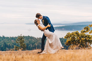 Salt Spring Island Wedding Billie Woods