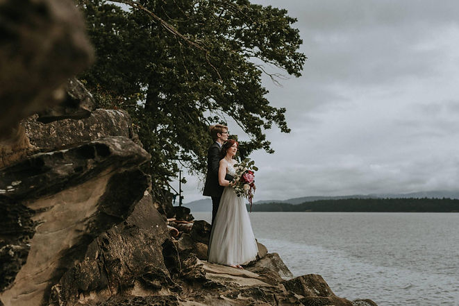 """<p style=""""font-size: 17px;""""><span style=""""font-size:17px;""""><span style=""""font-family:lato-light,sans-serif;"""">We had an extremely positive experience working with AAWE to coordinate and plan our wedding. Absolutely worthwhile. Angie was able to keep us on track in our planning process through several meetings in the months before the event. She was always quick to reply to emails and made time available for calls whenever we needed them. She provided us with a great web portal for consolidating our scattered plans and became an essential contributor to our strategizing and documentation. Her tools, experience, preparedness, and kindness really made those weeks before the wedding manageable and tolerable. </span></span></p>  <p style=""""font-size: 17px;"""">&nbsp;</p>  <p style=""""font-size: 17px;""""><span style=""""font-size:17px;""""><span style=""""font-family:lato-light,sans-serif;"""">We felt supported and accommodated throughout the whole process. Angie made sure that our questions were answered and that our plans were well thought through. She worked closely with the venue to ensure our requests (even the strange ones) were honoured. I felt strongly that Angie was intent on helping us realize our vision, whatever it may have been. She was also an essential asset at the event - perfectly coordinating our guests, speakers, vendors, and venue so that we could enjoy the day without worry. <span style=""""font-weight:bold;"""">I felt as relaxed as I expect any person could hope to be on their wedding day and I really credit that to Angie.</span> We&rsquo;re very grateful to have had Angie and the AAWE team to help us pull off our wedding. I expect to be recommending them for the rest of my life.</span></span></p>"""