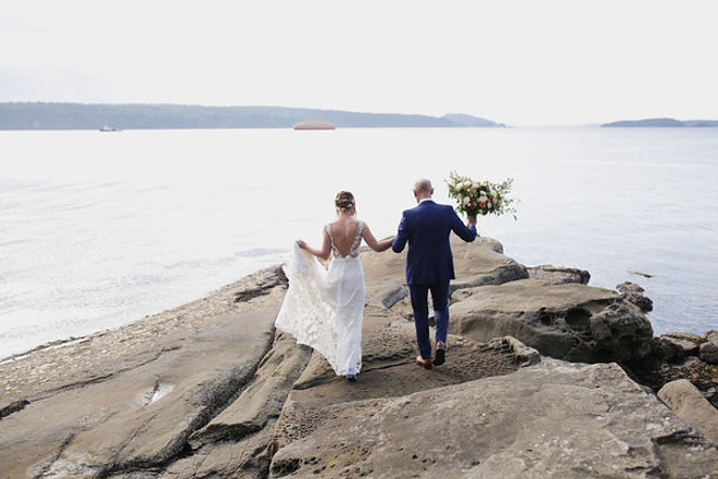 """<p style=""""font-size:17px""""><span style=""""font-size:17px""""><span style=""""font-family:lato-light,sans-serif"""">Our wedding day wasn&#39;t just a smooth success, it was better then we could have ever dreamed--all thanks to Angie and her stellar team at AAWE! </span></span></p>  <p style=""""font-size:17px"""">&nbsp;</p>  <p style=""""font-size:17px""""><span style=""""font-size:17px""""><span style=""""font-family:lato-light,sans-serif"""">We hired AAWE to help us plan our wedding because we were having difficulty contacting and receiving information from Gulf Island wedding vendors in a timely manner. Most were unresponsive or provided only vague replies to our inquiries. We needed a local contact to be our &ldquo;eyes and ears&rdquo; in order for us to plan the event remotely from our residence in Vancouver. </span></span></p>  <p style=""""font-size:17px"""">&nbsp;</p>  <p style=""""font-size:17px""""><span style=""""font-size:17px""""><span style=""""font-family:lato-light,sans-serif"""">Angie helped provide us with options for accommodation on Salt Spring Island, wedding venue location, catering, wedding cake baker, florist, photography, hair and makeup stylist, marriage commissioner, rental suggestions and coordination, beverages, and day-of logistics. She and her team even provided insight into obtaining a marriage license, navigation through ferry schedules, and audio-visual support on the day of our wedding. </span></span></p>  <p style=""""font-size:17px"""">&nbsp;</p>  <p style=""""font-size:17px""""><span style=""""font-size:17px""""><span style=""""font-family:lato-light,sans-serif"""">Angie also shared and frequently updated an online portal with us that was customized for our wedding day. We were able to log into the portal at any time and review/update our budget, see our vendor contacts and invoices, and view our detailed event timelines. It was a helpful tool and great way for us to stay informed during each stage of the planning process and keep us on track. </span></span></p>  <p style=""""font-size:17px"""">&nbsp;</p>  <p style=""""f"""
