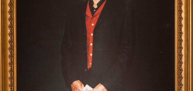 Portrait of Hugo Jankowitz