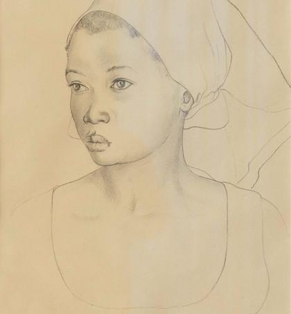 'Female Portrait'