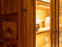 Biedermeier Cupboard