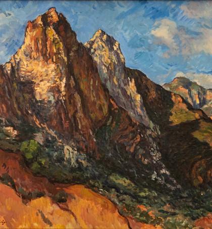 Montagu Mountains