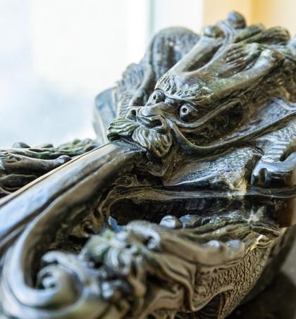 Jade Dragons