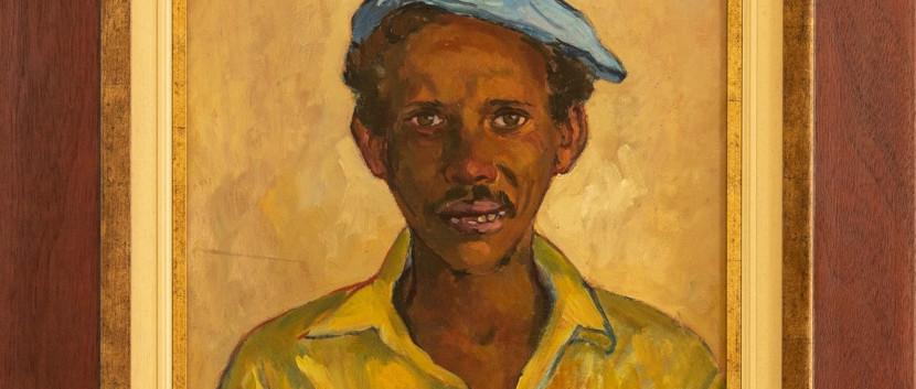 'Male Portrait II'