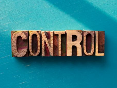 Take back control!