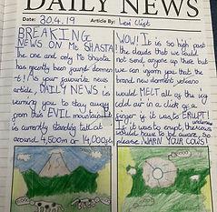Example classwork California newspaper.j