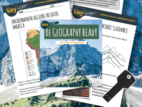 How to prepare Year 6 for the challenges of KS3 Geography