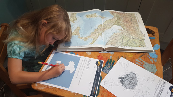 Our geography resources in action