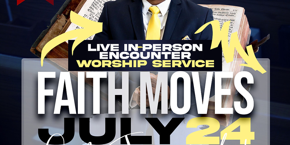 Worship Service-In Person