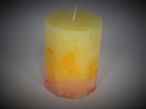 Small Octagon Candle